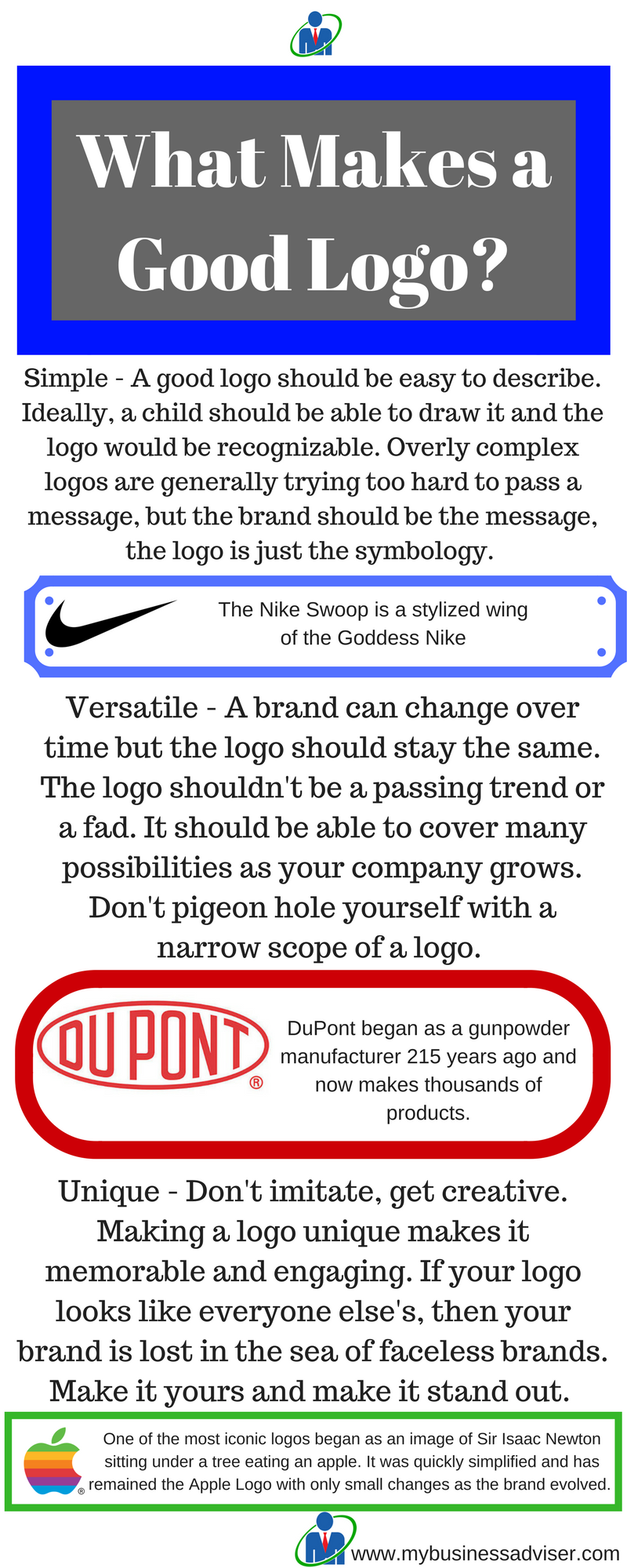 What Makes a Good Logo-