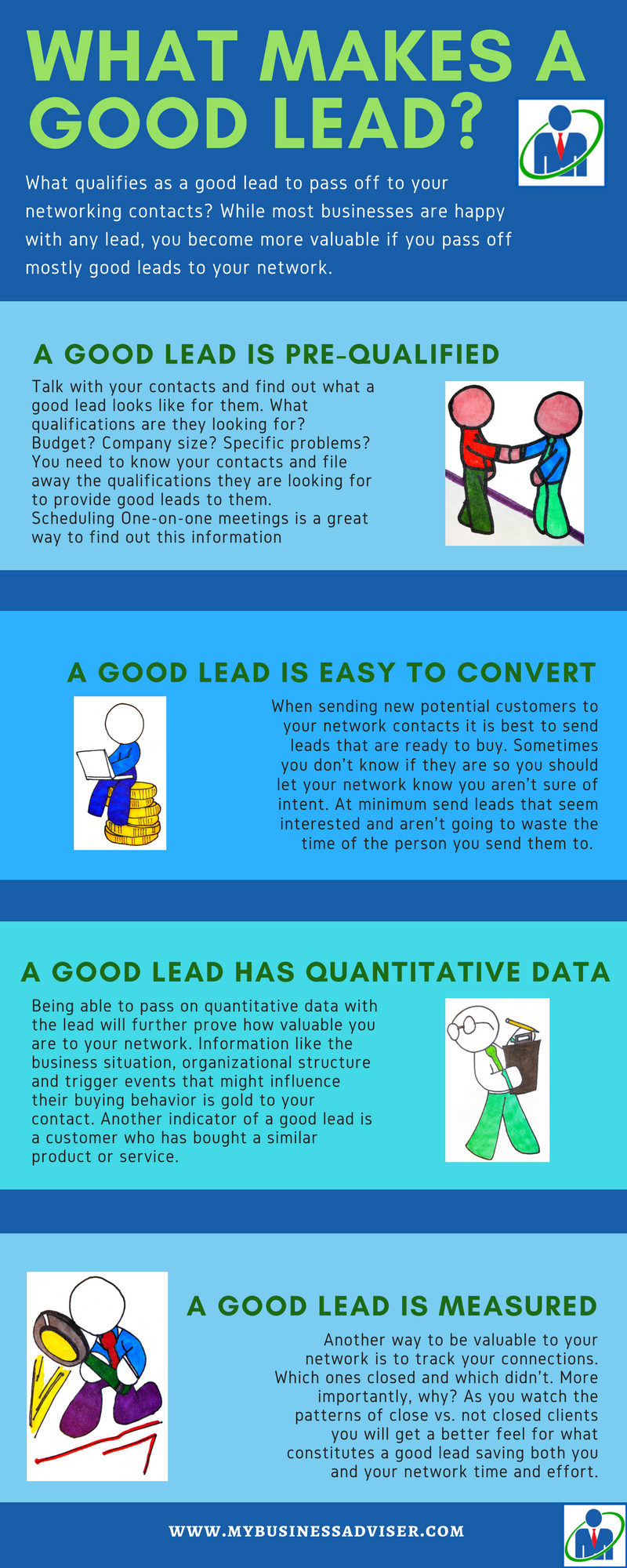 Networking - Good Lead