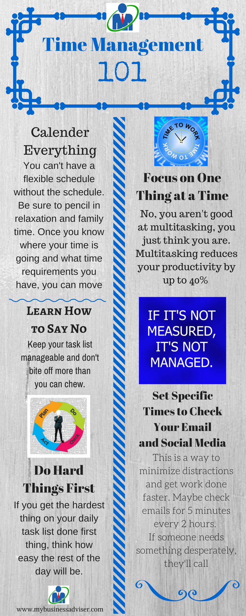 Time Management - info